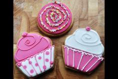 sugar cookie cupcake | Share