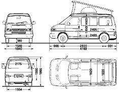 Vw Caravelle Interior Dimensions   www.pixshark.com ...