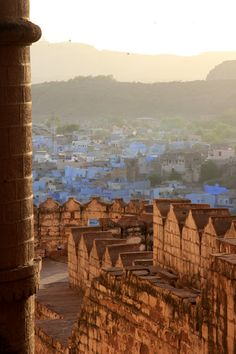 """Blue City"" - Jodhpur, India"