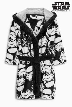 Kúpiť Black/White Star Wars™ Robe (3 – 12 rok.) Dnes online na Next: Slovensko