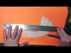 How to make shoes:3 methods for springing a shoe pattern - YouTube