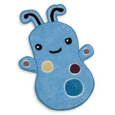 CoCaLo Baby® Peek-A-Boo Monsters Rug - buybuyBaby.com