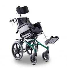 Cadeira de rodas infantil Conforma Tilt com Encosto Reclinável Ortobras