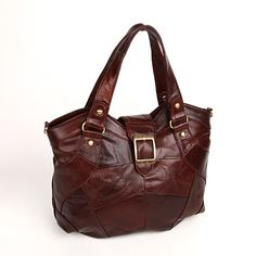 Cobbler Legend Real Leather Handmade Shoulder Bag $135