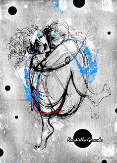 L'abbraccio | Arteide