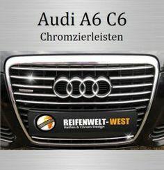 Verschönern Sie Ihr Fahrzeug mit unseren passgenauen Chromzierleisten