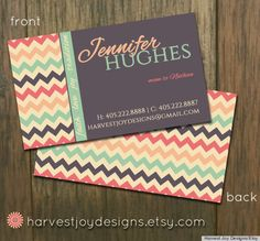 10 Printable Business Cards From Etsy That Are Anything But Boring (PHOTOS)