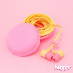 Sibyl Macaron Earphones