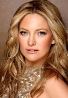 What do people think of Kate Hudson? See opinions and rankings about Kate Hudson across various lists and topics. Blonde Haare Make-up, Blonde Hair, Blonde Waves, Wedding Hair And Makeup, Hair Makeup, Bridal Makeup, Glow Makeup, Bridal Hair, Eye Makeup
