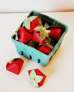 restlessrisa: Berry Baskets, Part 1 {GIVEAWAY}
