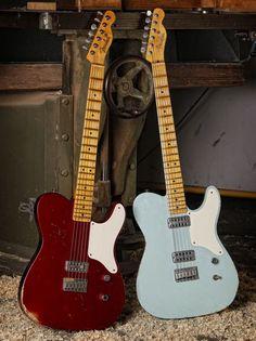 Fender Custom Shop La Cabronita: the finest guitar ever made, turned into a muy caliente specimen.