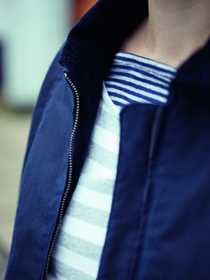 A wax jacket is your waterproof, 'whatever the weather' go-to.