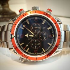 My omega seamaster planet ocean