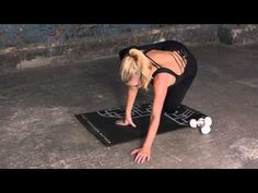 Tracy Anderson Full Body Workout — Free Tracy Anderson Workout