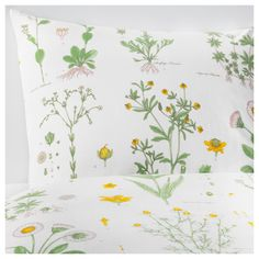 197 Kertistel Duvet Cover And Pillowcase S Yellow