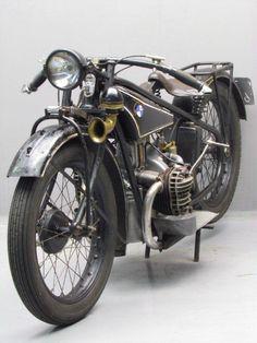 BMW R42 1927