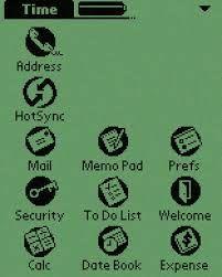 Resultado de imagen para Palm pilot Apple Watch