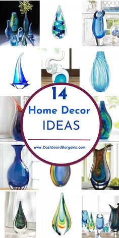 Check out our latest and greatest house decor items! Give your rooms a fairytale touch with these enchanting vases. Diy Home Crafts, Diy Home Decor, New Home Checklist, Diy Christmas Videos, Paint Colors For Home, French Country Decorating, Bottle Crafts, Room Decor Bedroom, Entryway Decor