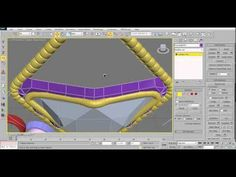 Amazing video tutorial series of Bracelet modeling, texturing and then rendering in 3ds Max V-Ray! Very detailed videos. Check it out! - See more at: http://www.tutorialboneyard.com/Pages/3dsMax.aspx#sthash.mO4BfBoC.dpuf