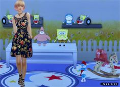 Decoration for kids Vol5 at Jenni Sims via Sims 4 Updates