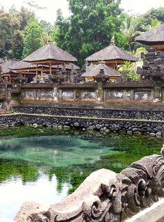 Unwinding in Ubud, Bali