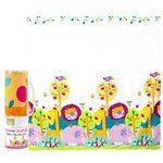 Kushies Baby Jungle Themed Shower Curtain >>> You can find more details by visiting the image link. Note:It is Affiliate Link to Amazon.