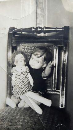 De poppen van mijn moeder (jaren 30 vorige  eeuw)