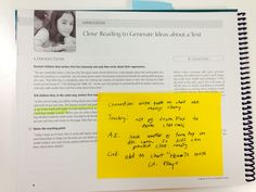 Reading Lucy Calkins Units of Study - 4 easy steps and they work...!
