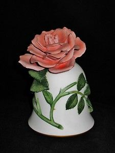 Franklin Mint Sonia Rose Bell