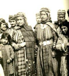 Assyrian/Chaldean women in Alqosh, Iraq