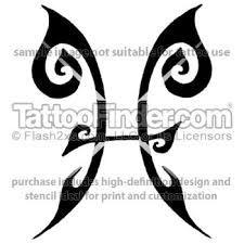 Resultado de imagen para simbolos de piscis tatuajes