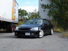 cool honda civic 2000 ex modified car images hd Honda Accord 2013 Sport Black Honda car gallery