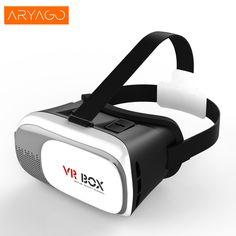 ARYAGO HOT Virtual Reality VR BOX 2.0 II 3D Glasses Xiaozhai VR Google cardboard Helmet 3D Video Headset Glasses for iPhone 6 6s #Affiliate