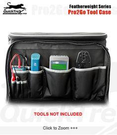 QuickTreX® Featherweight Series Pro2Go Tool Case