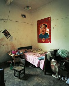 chidrens bedrooms from around the world- Dong, 9, Yunnan, China- http://imconstance.com/childrens-rooms-around-the-world/