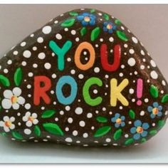 Kids like to paint on rocks as it's fun and simple. There are a multitude of ways you can find out how to paint on the ro