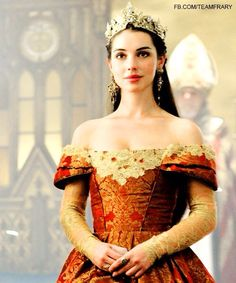 Reign, Mary Queen of Scots