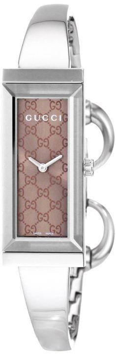 Gucci Watch , Gucci Women's YA127510 G-frame Watch