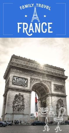 Family Travel in #France-  Dreaming of #Paris? France is considered one of the most #amazing #places to visit in the world. Check out our #tips on the best #destinations in France, #planning, #packing and more!