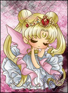 Neo queen chibi, cute