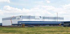 Papierfabrik in Circleville, Ohio (USA). Circleville Ohio, Ohio Usa, America