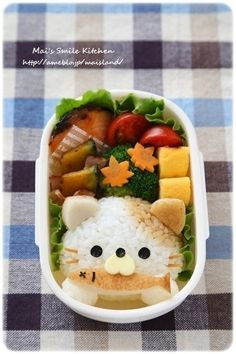 bento in Japan 😻 Cute Bento Boxes, Bento Box Lunch, Bento Food, Japanese Food Art, Japanese Lunch Box, Kawaii Cooking, Bento Kids, Cute Baking, Kawaii Bento