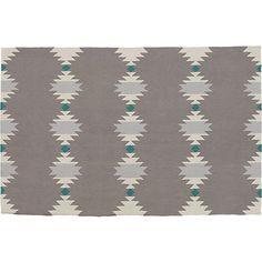 pines indoor-outdoor rug | CB2