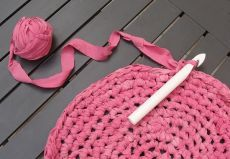Как вязать коврики крючком своими руками: схемы, из ниток, тряпок, лоскутков, квадратный, фото и видео