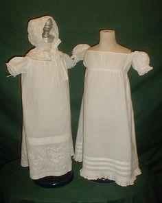 Children's Regency Attire on Pinterest | Children Dress, Baby Gown ...