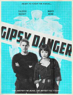 Gipsy Danger...I will never stop trying to convince Chester that this would be the best couple's Halloween costume idea ever.