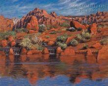 Landscapes - Southwest - McNaughton Fine Art Company