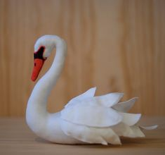 White swan sewing pattern and-or black swan by AtelierCaroline