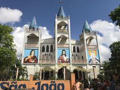Saint John Evangelist Curch, Santana, Amapá - Brazil