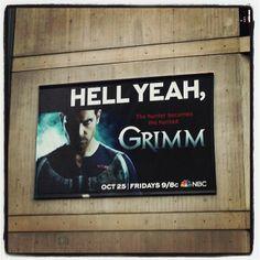#Grimm #NYCC #JavitsCenter